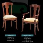 B-102 silla y sillón