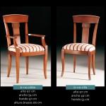 B-110 silla y sillón