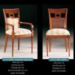 B-111 silla y sillón