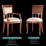 B-112 silla y sillón