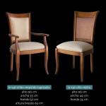 B-136 silla y sillón
