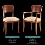 B-80 silla y sillón