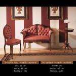b-7 silla y canapé