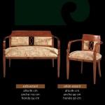 estoril sofá y sillón