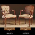 luis XV sillón