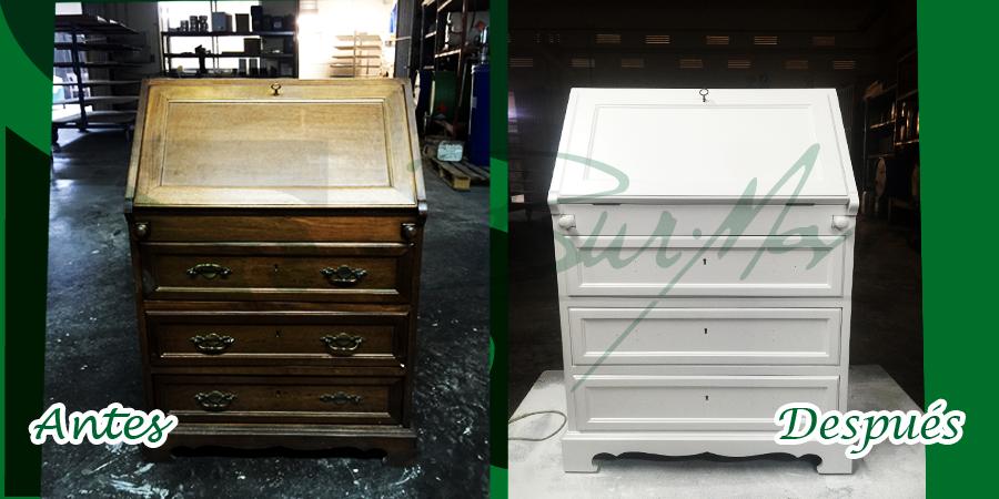 restauración muebles - tapizados burmar - Restauracion Muebles