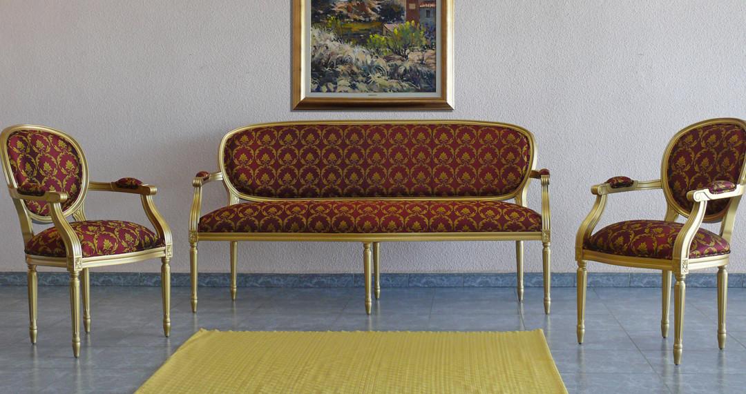 ¿Sabes reconocer los muebles de estilo?